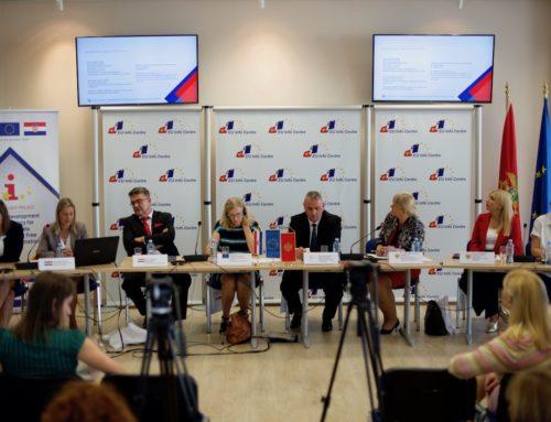 Povjerenik za informiranje započeo provedbu Twinning Light projekta u Crnoj Gori