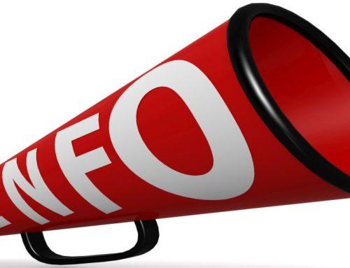VAŽNO! Povjerenik za informiranje produljuje rok za dostavu godišnjeg izvješća do 10. veljače 2020.