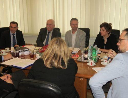 Povjerenik za informiranje sa suradnicima u Čakovcu, 13. prosinca 2019.