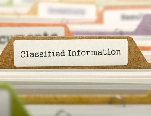 Smjernice o pristupu informacijama i klasificiranim podacima